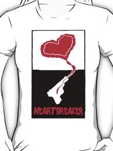 Heartbreaker Graphic Poster T-Shirt