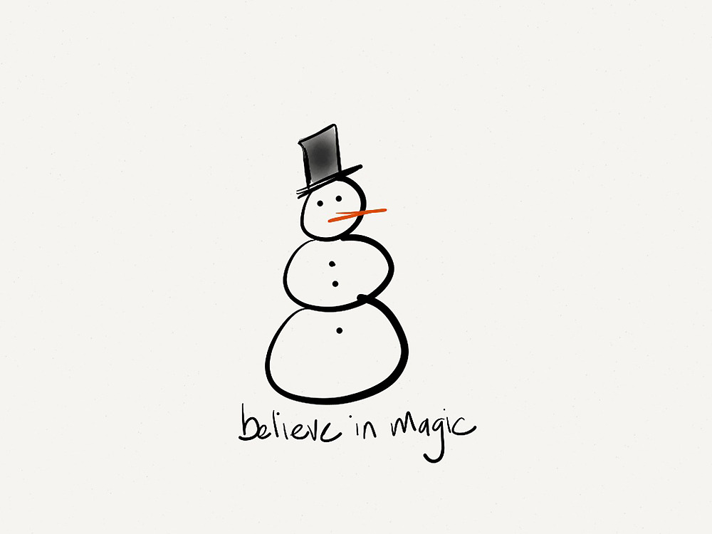 Believe In Magic by Pamela Shaw