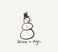 Believe In Magic by Pamela Shaw