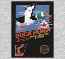 Duck Hunt Nes Art One Piece - Short Sleeve