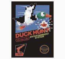 Duck Hunt Nes Art Kids Clothes