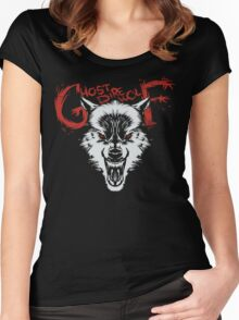 Ghost Direwolf Women's Fitted Scoop T-Shirt