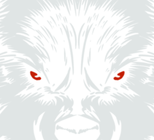 Ghost Direwolf Sticker