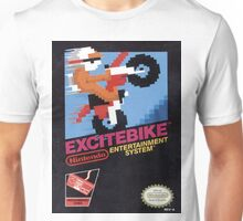 Excite Bike Nes Art Unisex T-Shirt