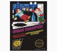 Urban Champion Nes Art T-Shirt