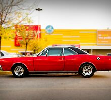Dodge GTX Coupe by htrdesigns