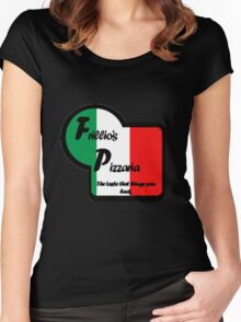 Mama Mia! Women's Fitted Scoop T-Shirt