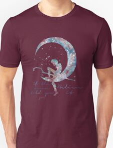 when the moon told you so Unisex T-Shirt