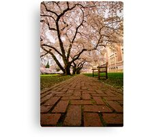 Blooming Giants Canvas Print