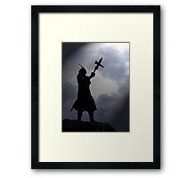 Inca Inspiration Framed Print
