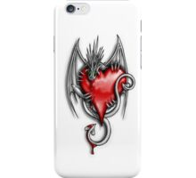 Dragon and Heart Tattoo Art iPhone iPod Case iPhone Case/Skin