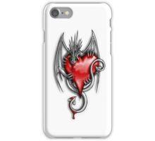 Dragon and Heart Tattoo Art iPhone iPod Case iPhone Case/Skin