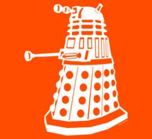 Dalek (White) by Sharknose
