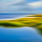 Calm Waters - a Tranquil Moments Landscape by Dan Carmichael