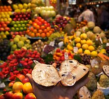 Fruit paradise by Mon Zamora