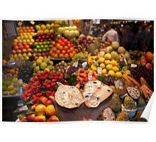 Fruit paradise Poster