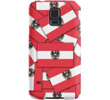 Smartphone Case - Flag of Austria (State) - Multiple Samsung Galaxy Case/Skin