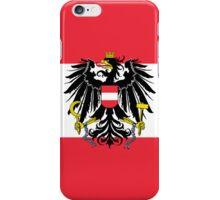 Smartphone Case - Flag of Austria (State) vertical iPhone Case/Skin