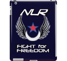 New Lunar Republic iPad blue case iPad Case/Skin