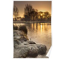 A Winter's Morn by Smart Imaging Poster