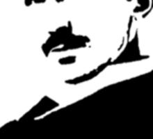 Nikola Tesla & Science Sticker