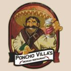 Poncho Villa by ironsightdesign