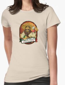 Poncho Villa Womens Fitted T-Shirt