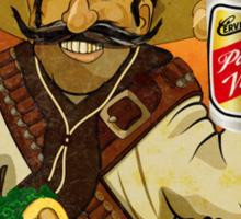 Poncho Villa Sticker