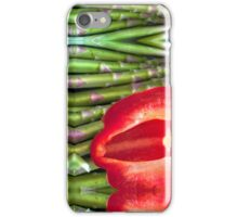 Abstract Pepper iPhone Case/Skin