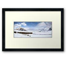 A Winter Wonderland by Smart Imaging Framed Print
