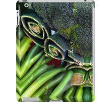 Greens iPad Case/Skin