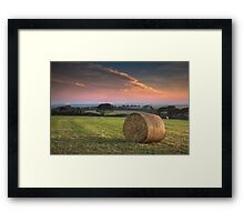 Autumn in Cornwall by Smart Imaging Framed Print
