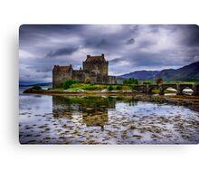 Eilean Donan Castle 5 Canvas Print