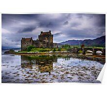 Eilean Donan Castle 5 Poster