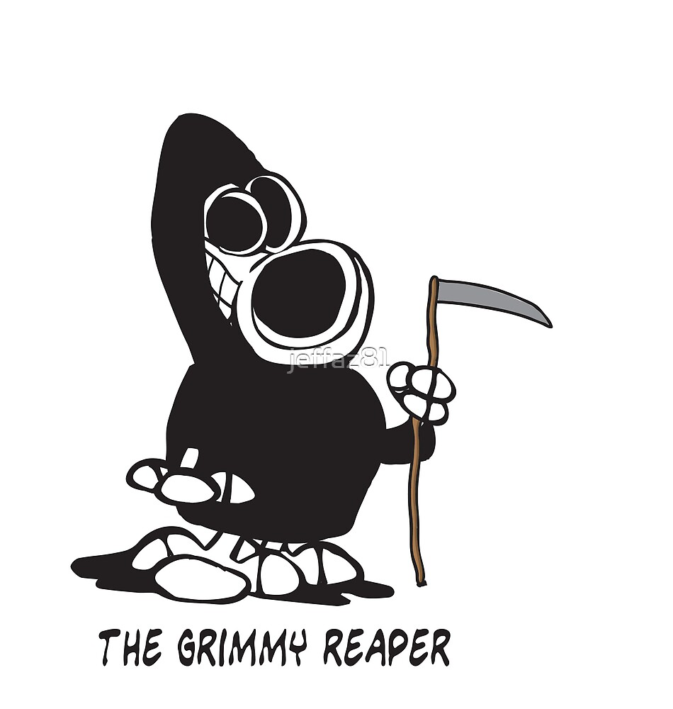 The Grimmy Reaper by jeffaz81