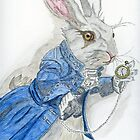 White Rabbit by Eva  Ason