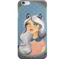Scarlett Skunk iPhone Case/Skin