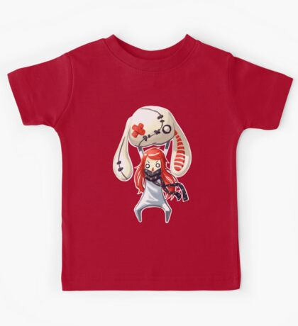 Bunny Plush Kids Tee