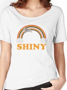Firefly - Serenity | Double rainbow Women's Relaxed Fit T-Shirt
