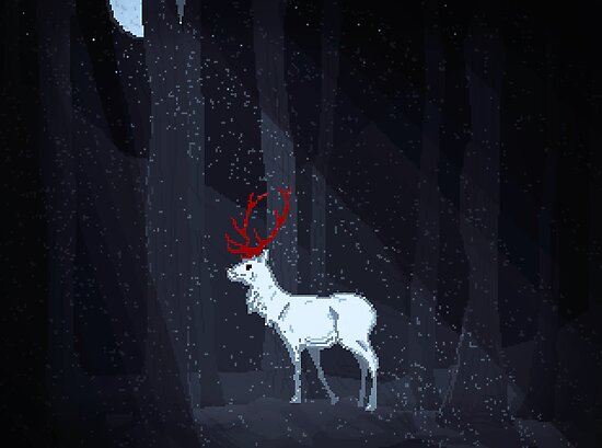 White Hart  by Liam  Camp