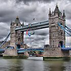 Para Olympic London 2012 - Tower Bridge by Colin  Williams Photography