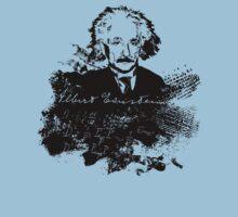 Albert Einstein - Theoretical Physicist - A Nerdy Tribute Design - Einstein Equation Shirt Kids Clothes
