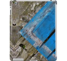 A Big Blue - V iPad Case/Skin