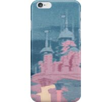 Sky City (Flash Gordon Series) iPhone Case/Skin