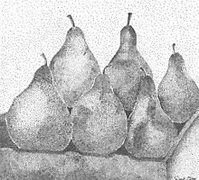 Pear Minimum  by TruEmphamy85