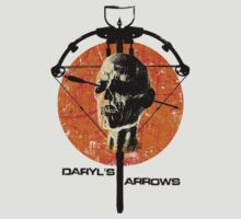 Daryl's arrows by lab80