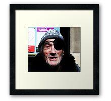 Captain Morgan Framed Print