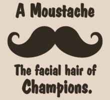 A Moustache by Philip829
