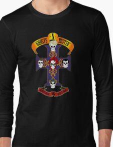 Ghosts N Bustin' Rock T-Shirt Long Sleeve T-Shirt