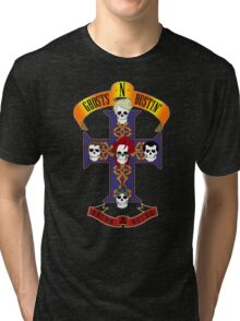 Ghosts N Bustin' Rock T-Shirt Tri-blend T-Shirt